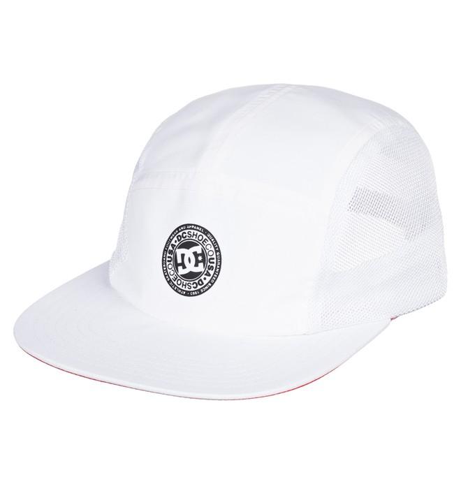 0 Toneballer - Camper Cap für Männer Weiss ADYHA03627 DC Shoes