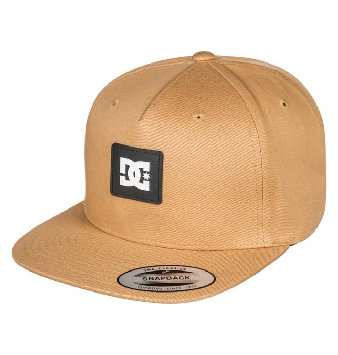 0 Snapdoodle Snapback Hat Orange ADYHA03631 DC Shoes