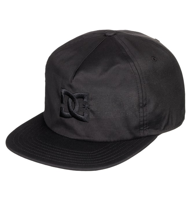0 Floora Snapback Hat Black ADYHA03635 DC Shoes