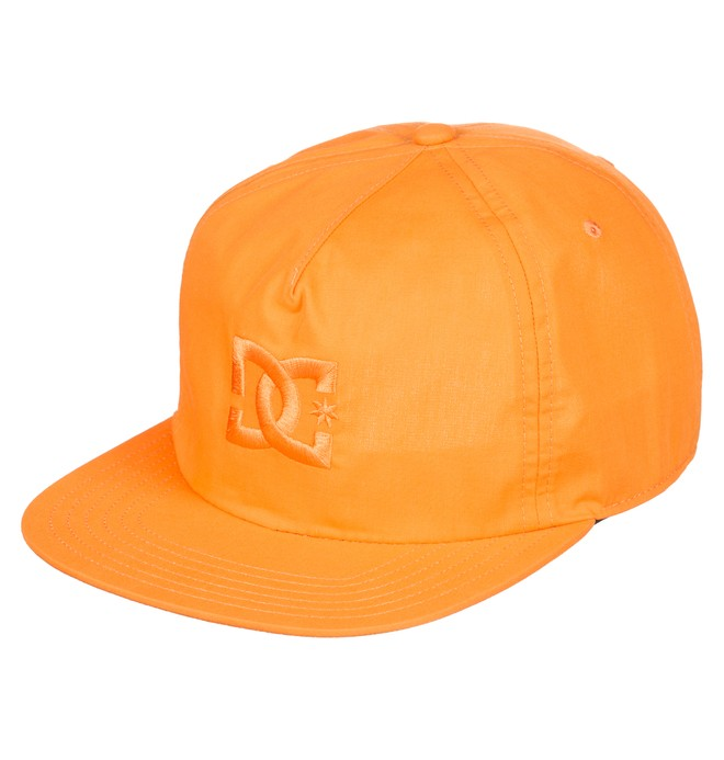 0 Floora Snapback Hat Yellow ADYHA03635 DC Shoes