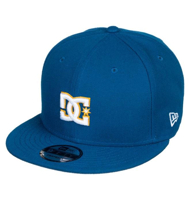 0 Empire Refresh Baseball Hat Blue ADYHA03637 DC Shoes