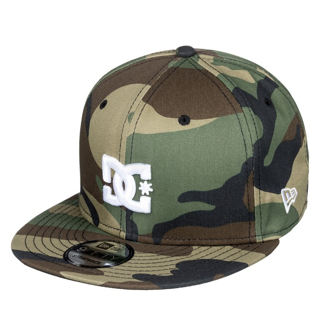 0 Empire Refresh Baseball Hat Green ADYHA03637 DC Shoes