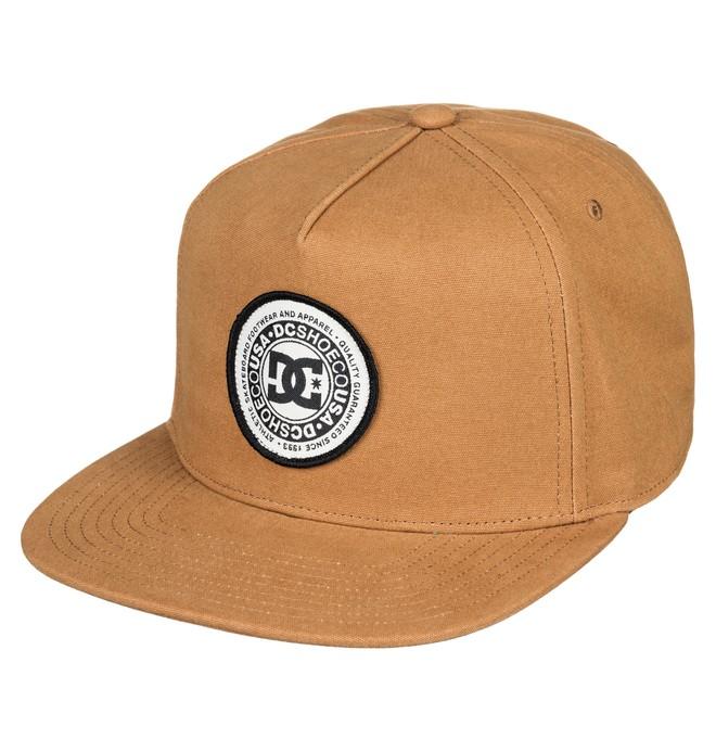 0 Cresty - Snapback Cap für Männer Orange ADYHA03646 DC Shoes