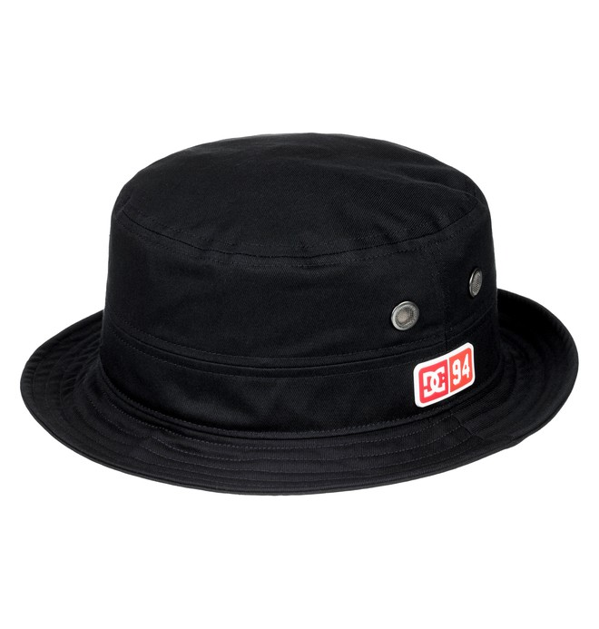 0 Story - Bucket Hat for Men Black ADYHA03678 DC Shoes