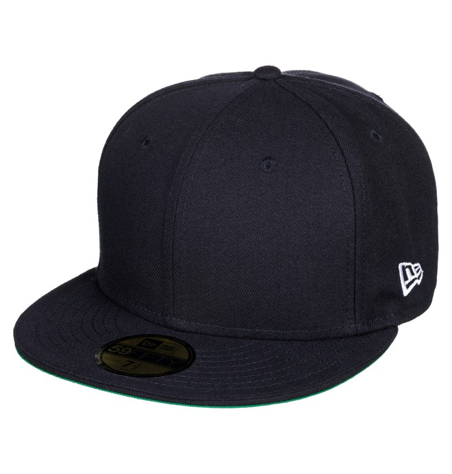 0 Skate Fitted Hat Blue ADYHA03690 DC Shoes