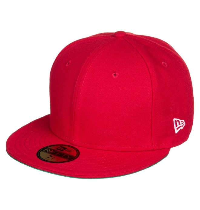 0 Skate - Fitted Cap for Men Red ADYHA03690 DC Shoes