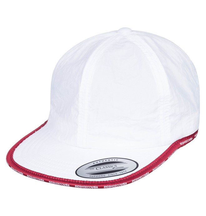 0 Shanahan - Strapback Cap for Men White ADYHA03698 DC Shoes