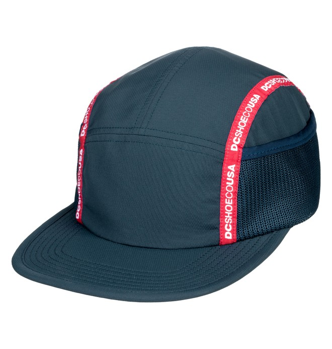 0 Gorra Blockage Camper Azul ADYHA03719 DC Shoes