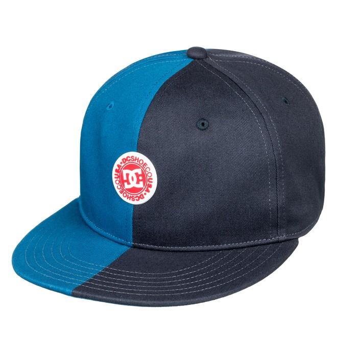 0 Switcheroo Snapback Hat  ADYHA03722 DC Shoes