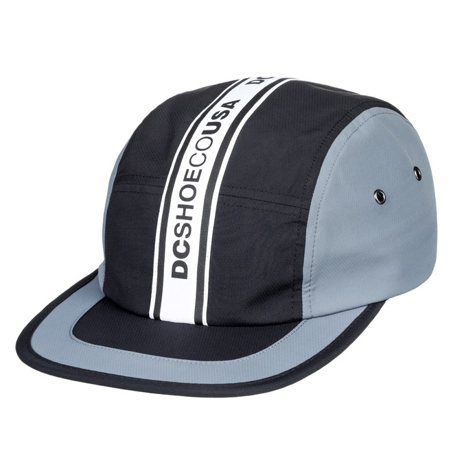 0 Overdraft Camper Hat Black ADYHA03724 DC Shoes