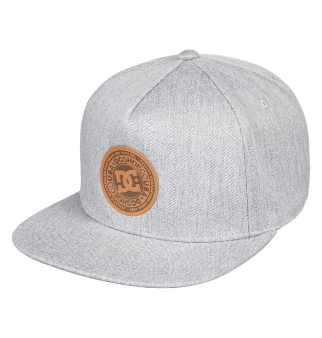 0 Reynotts Snapback Hat Black ADYHA03733 DC Shoes