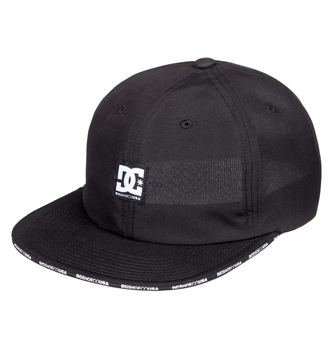 0 Sandwich Baseball Hat Black ADYHA03743 DC Shoes