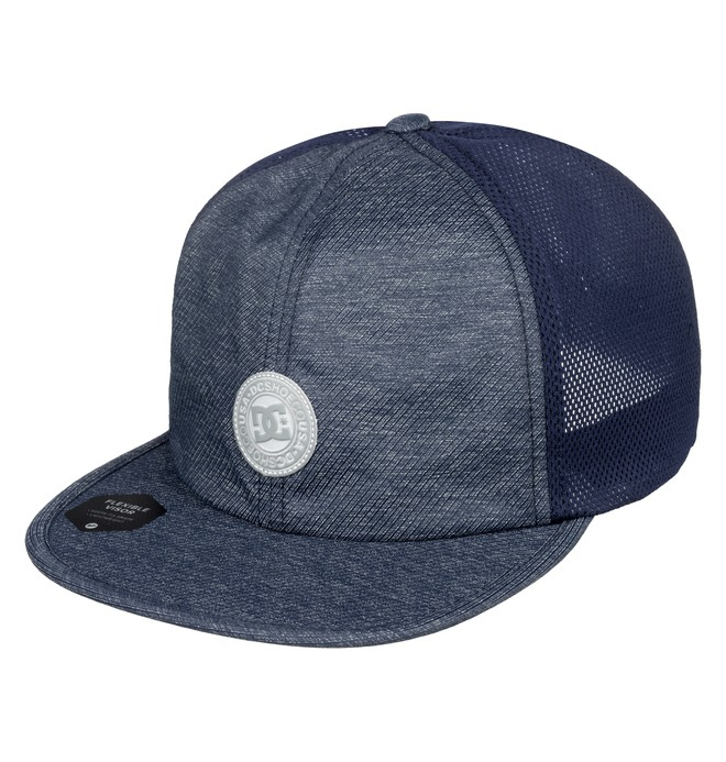 0 Crosshair Toggle Closure Hat Blue ADYHA03744 DC Shoes