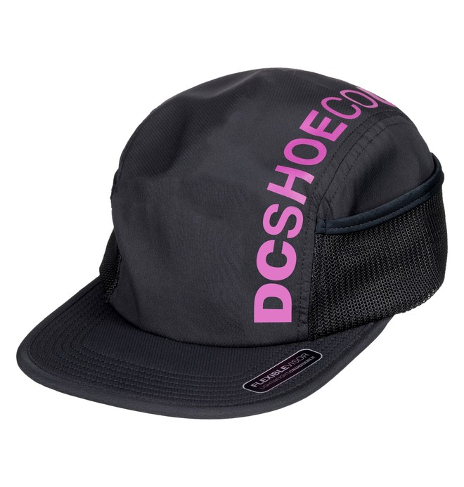 0 Wrapherder Camper Hat Black ADYHA03748 DC Shoes