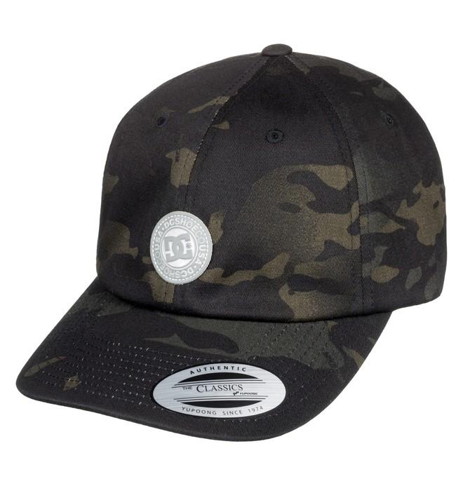 0 Cam Hipper Baseball Hat Black ADYHA03762 DC Shoes
