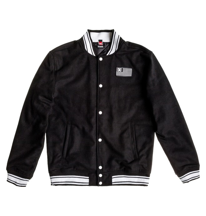 0 Rd Dcusa Stadium Jacket  ADYJK00011 DC Shoes