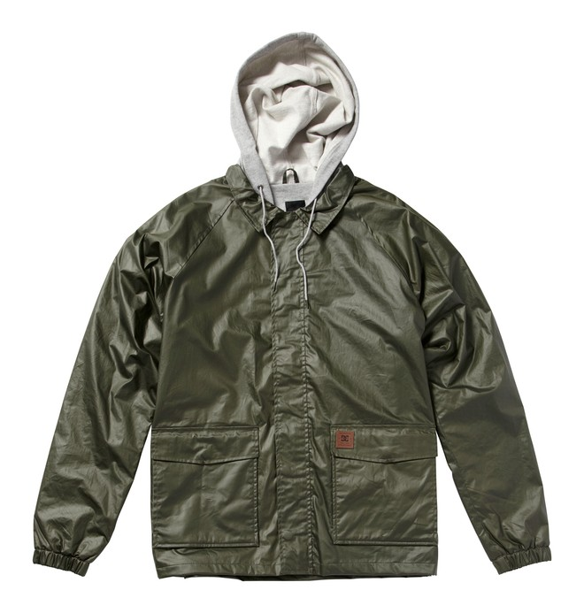 0 Men's Dresden Jackets  ADYJK00025 DC Shoes