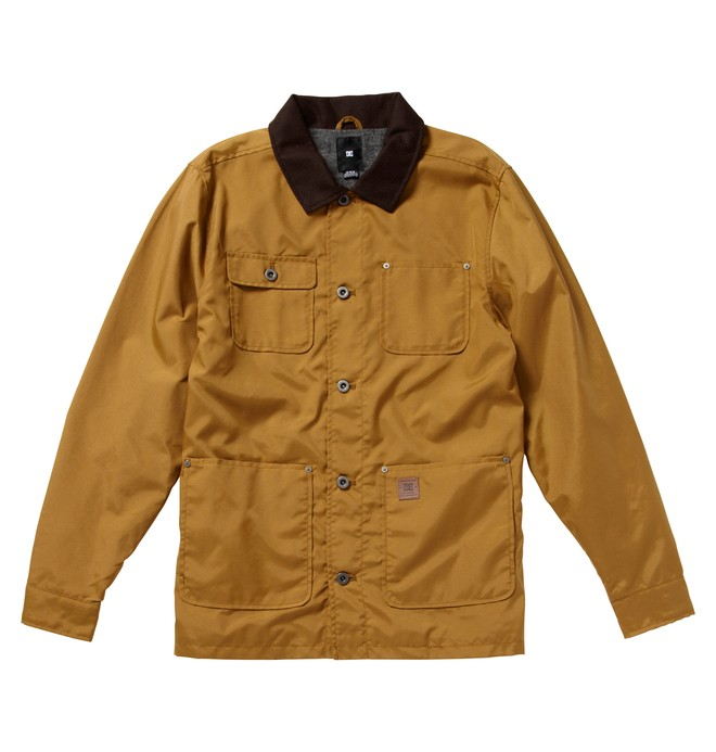 0 Men's Clydesdale Jackets  ADYJK00026 DC Shoes
