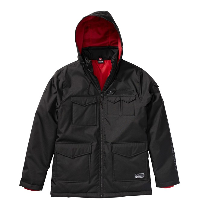 0 Men's RD Shadow Jacket  ADYJK00029 DC Shoes