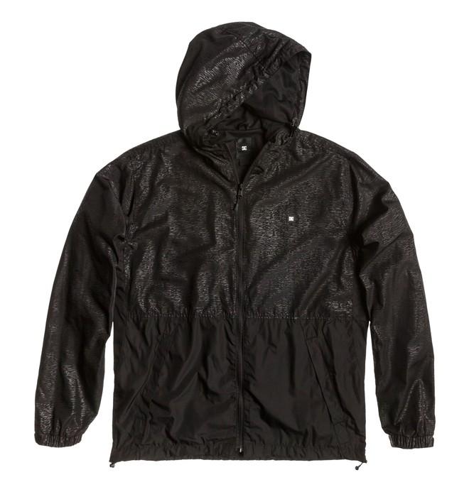 0 Men's Vault Jacket Black ADYJK00034 DC Shoes