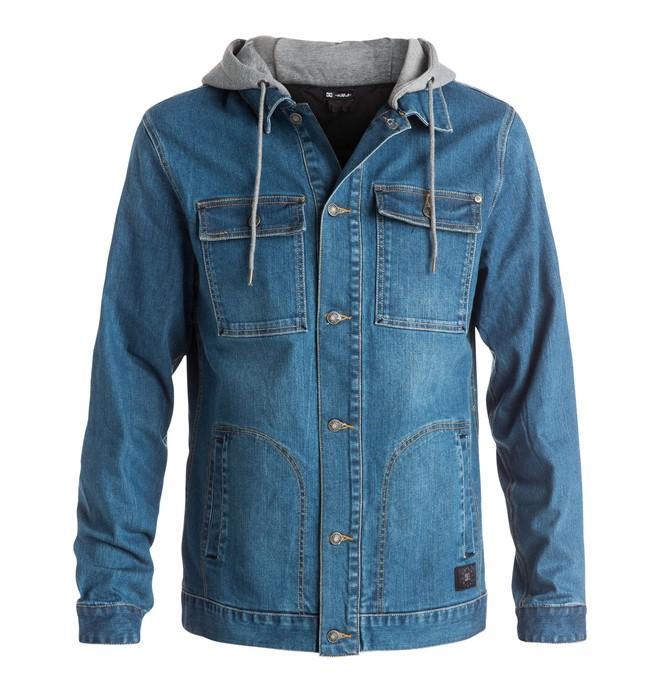 0 Men's Kalis Jacket  ADYJK03026 DC Shoes