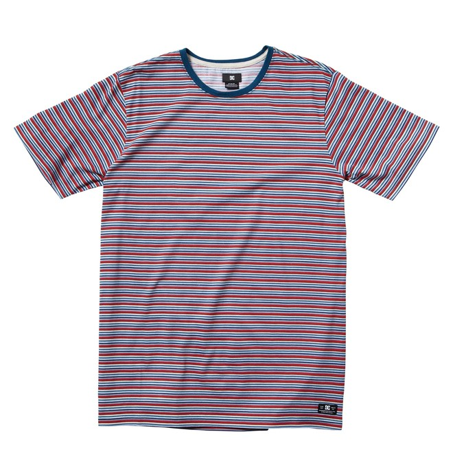0 Men's Scripes Crew Tee  ADYKT00009 DC Shoes