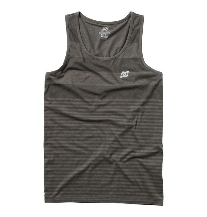 0 Men's Burly Training Tank  ADYKT00029 DC Shoes