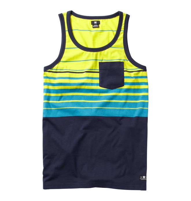 0 Men's Overturn Tank  ADYKT00049 DC Shoes