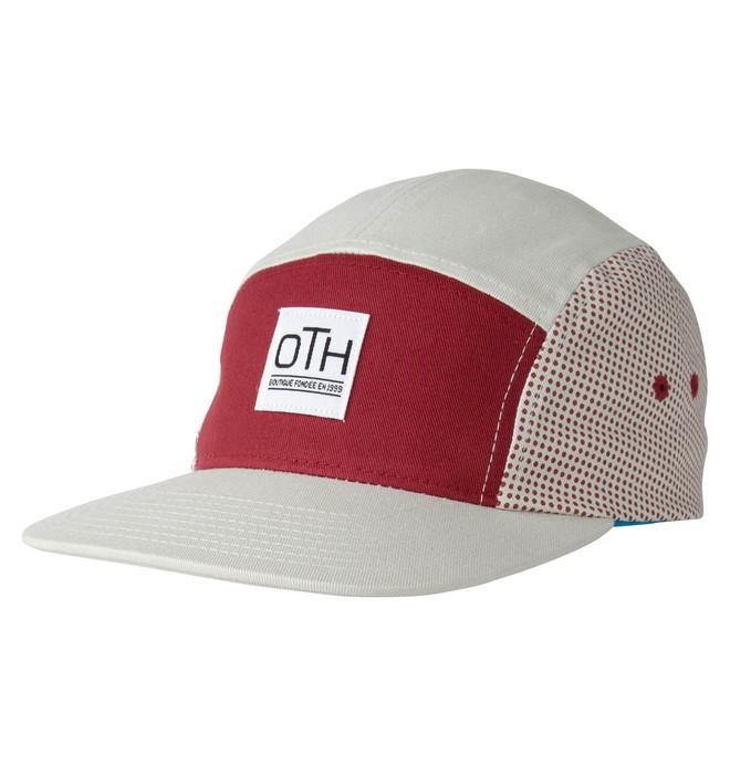 0 Men's OTH 5 Panel Hat  ADYKT00070 DC Shoes