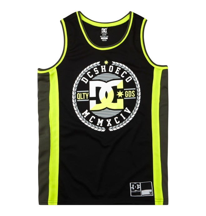 0 BISCUIT TANK  ADYKT00149 DC Shoes