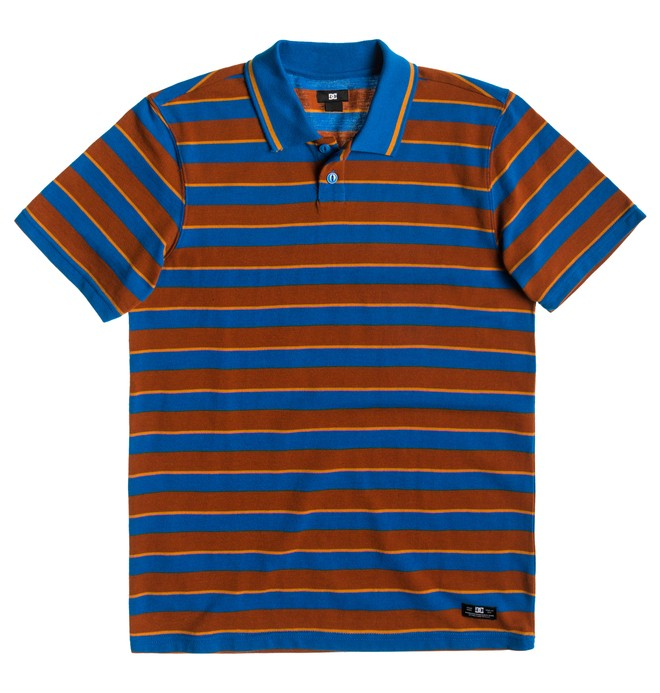 0 Men's Hilltop Polo  ADYKT00150 DC Shoes