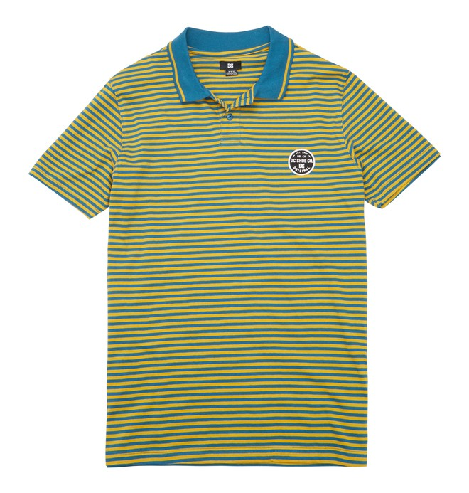 0 STEEL POLO  ADYKT00188 DC Shoes