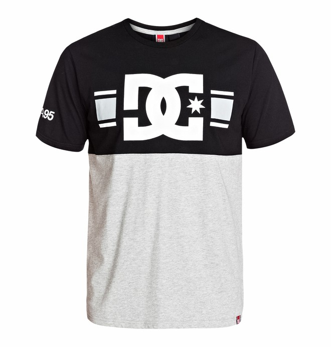 0 Rob Dyrdek Icon Tee  ADYKT03015 DC Shoes