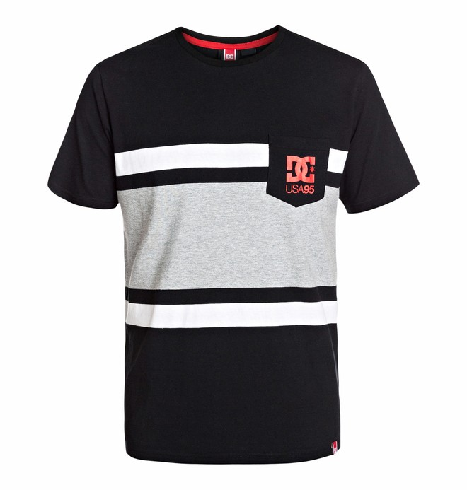 0 Men's Rob Dyrdek Flyer Tee  ADYKT03018 DC Shoes