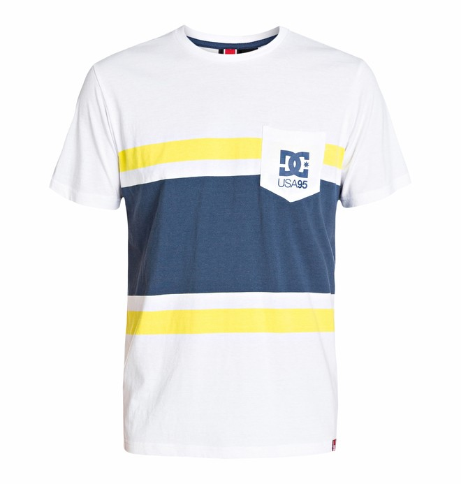 0 Rob Dyrdek Flyer Tee  ADYKT03018 DC Shoes