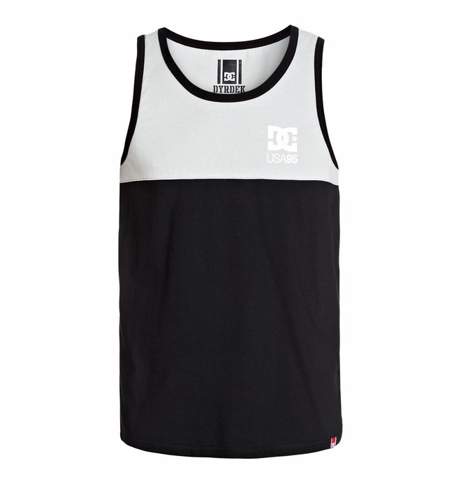 0 Rob Dyrdek Format Tank  ADYKT03020 DC Shoes