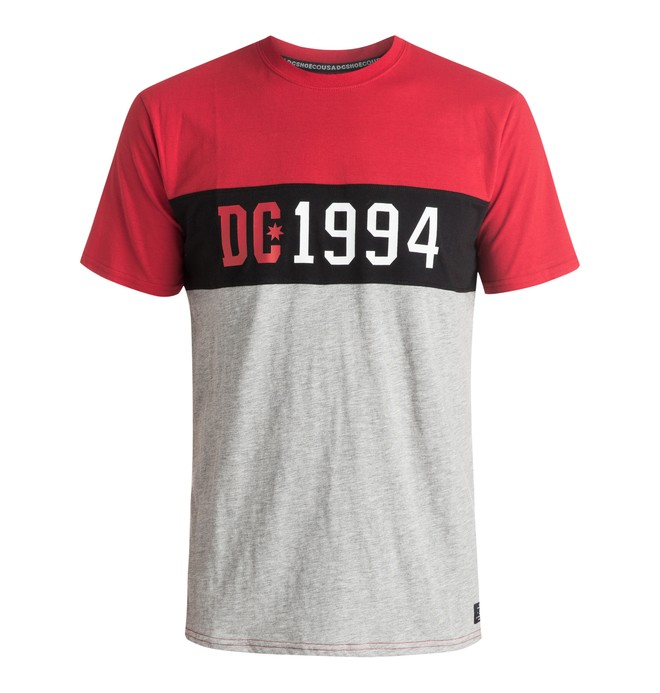 0 Men's 1994 Est. Tee  ADYKT03079 DC Shoes