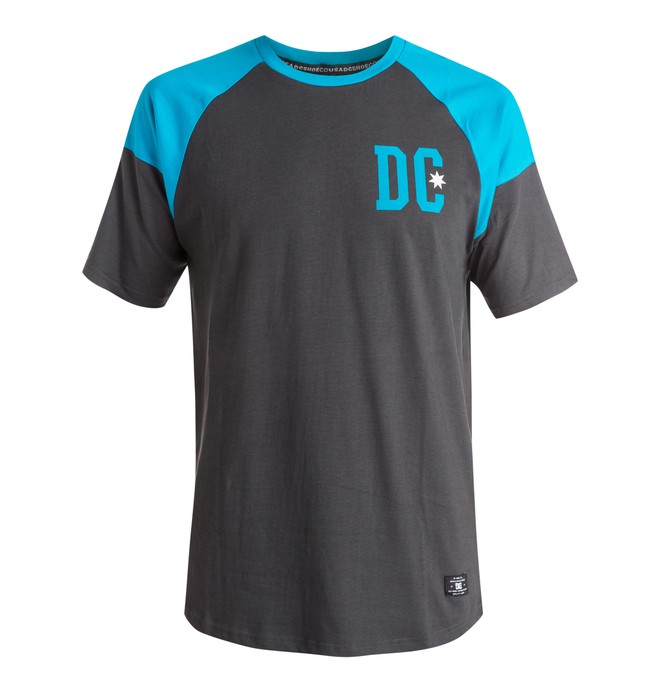 0 Men's Penaltee Tee  ADYKT03081 DC Shoes