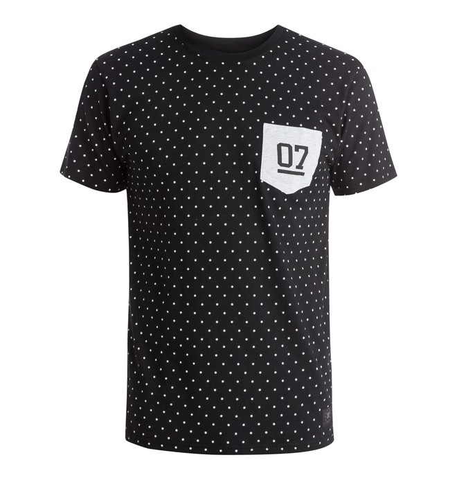 0 Men's Kalis Stars Tee  ADYKT03082 DC Shoes