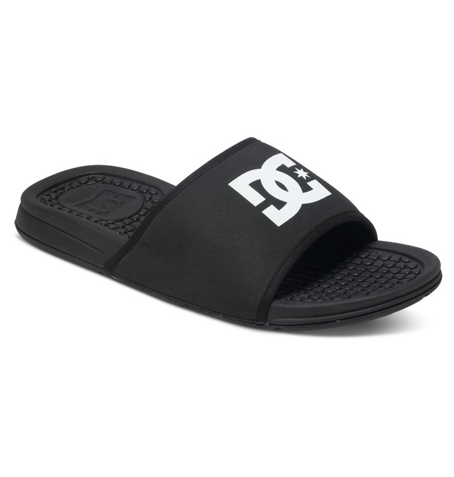 0 Bolsa Sliders Black ADYL100026 DC Shoes
