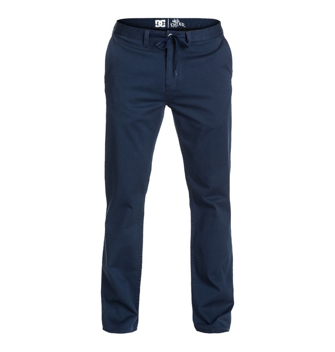 0 Men's Wes Chino S Pants  ADYNP00006 DC Shoes