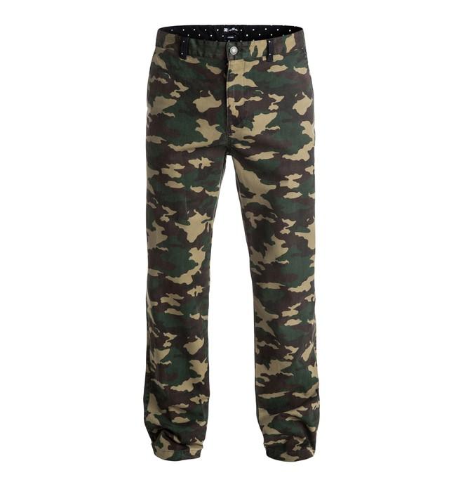 0 Men's Kalis Chino Pants  ADYNP03028 DC Shoes
