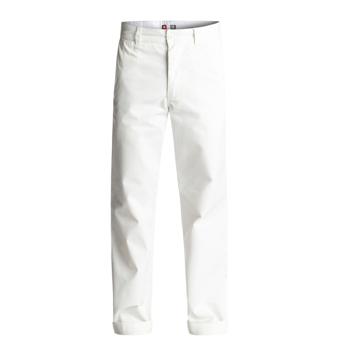 0 Core All Season - Pantaloni da skate White ADYNP03031 DC Shoes