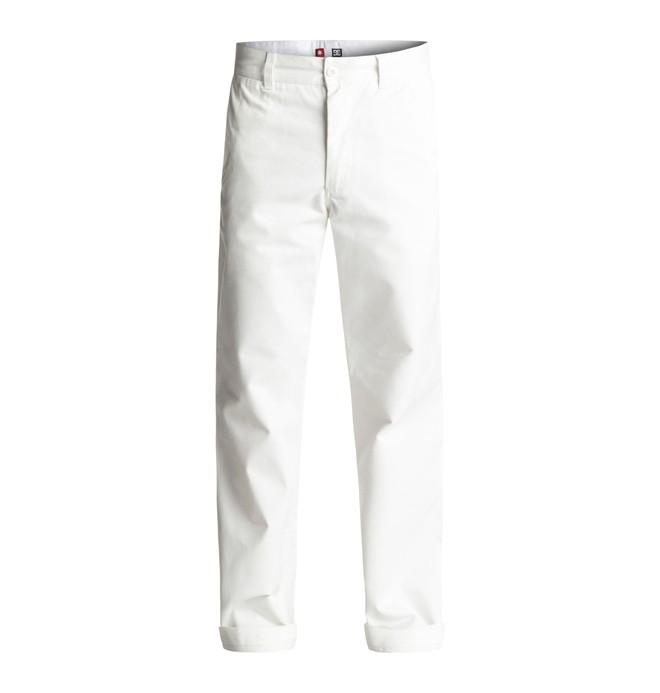 0 Core All Season - Skate Pants White ADYNP03031 DC Shoes