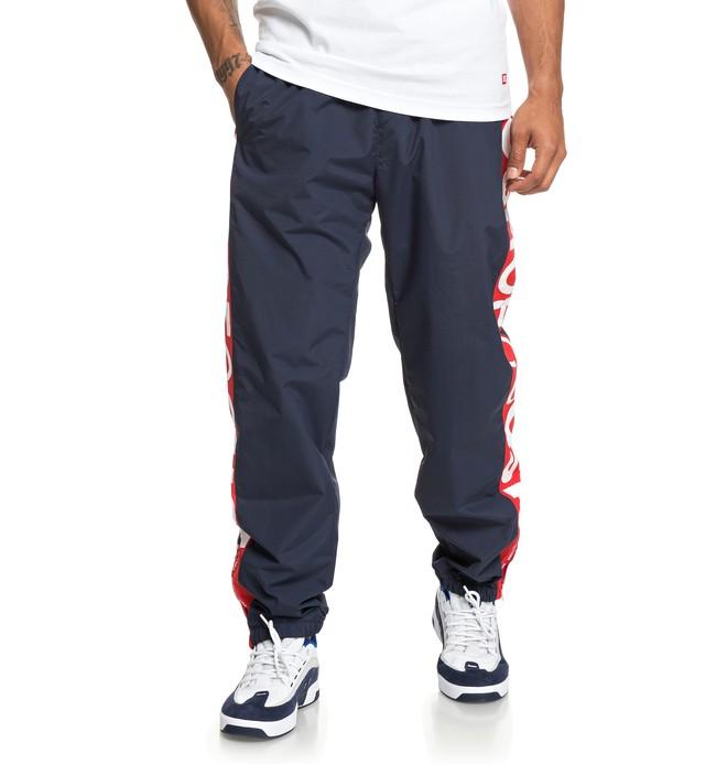 0 Rai Water-Resistant Sweatpants Blue ADYNP03042 DC Shoes