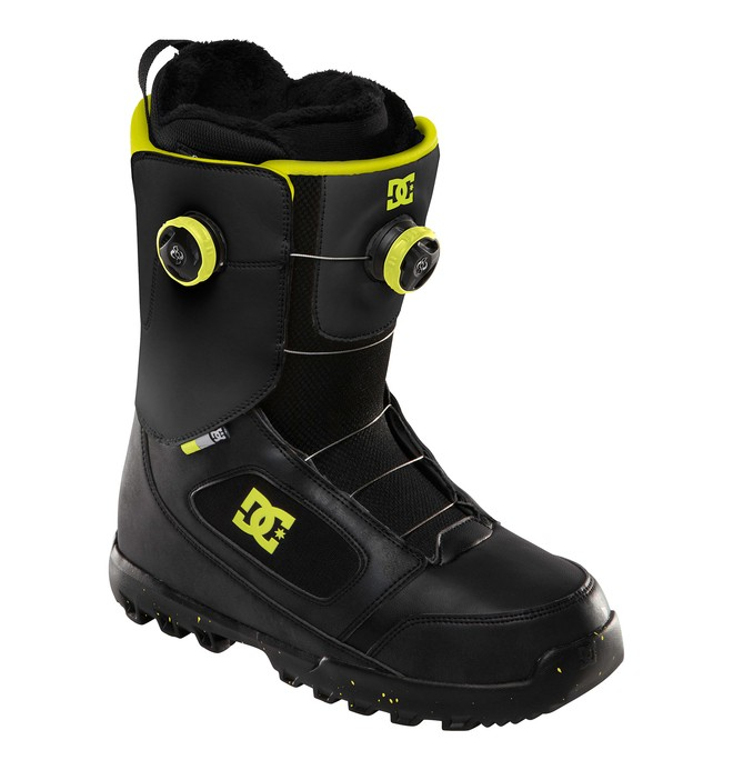 0 Men's Control Snow Boots  ADYO100001 DC Shoes