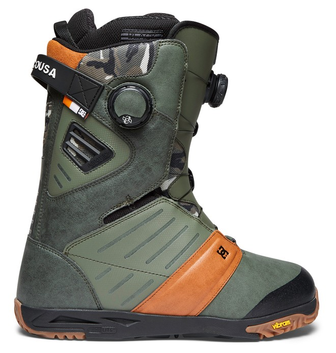0 Judge - Boots de snow BOA  ADYO100025 DC Shoes