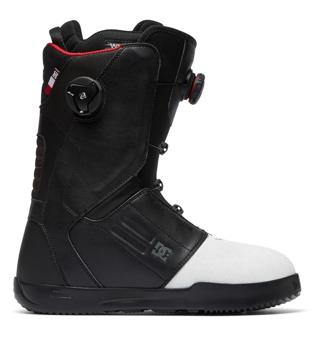 0 Control BOA Snowboard Boots Black ADYO100030 DC Shoes