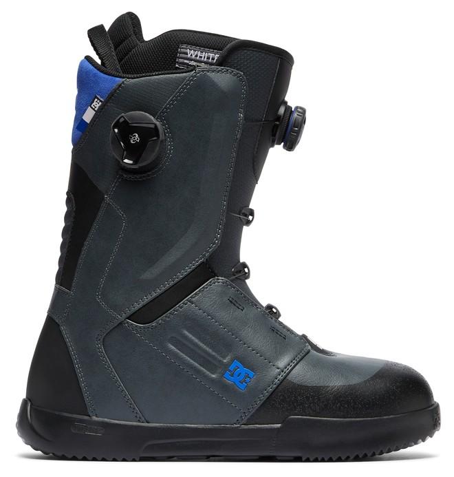 0 Control BOA Snowboard Boots Grey ADYO100030 DC Shoes