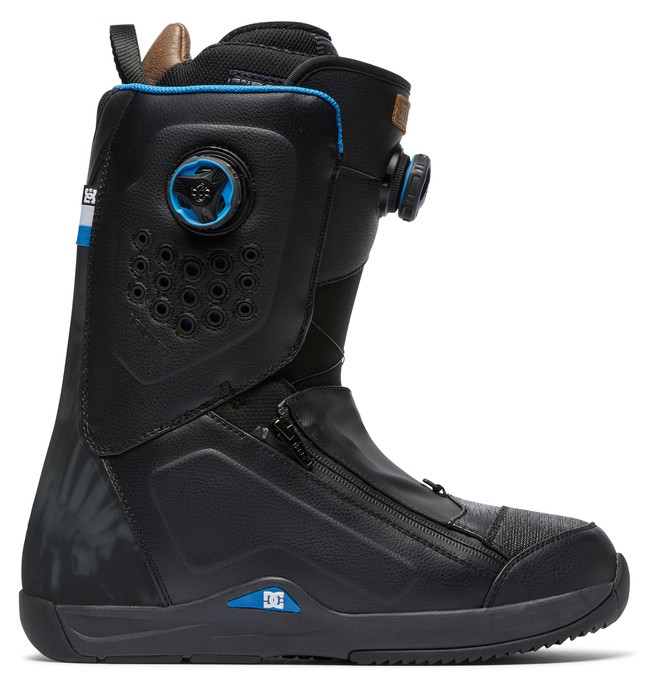 0 Travis Rice BOA Snowboard Boots Black ADYO100034 DC Shoes